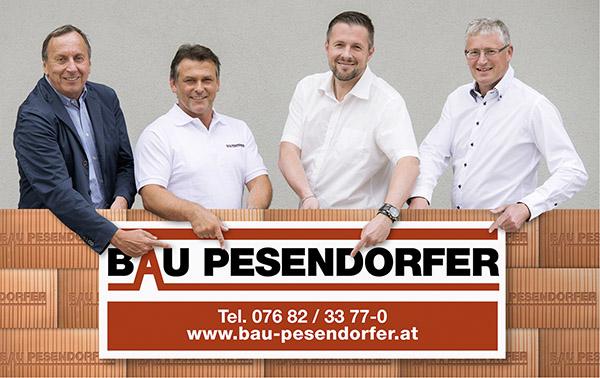 Bau Pesendorfer Geschäftsleitung