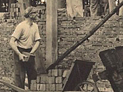 Gründung Bau Pesendorfer