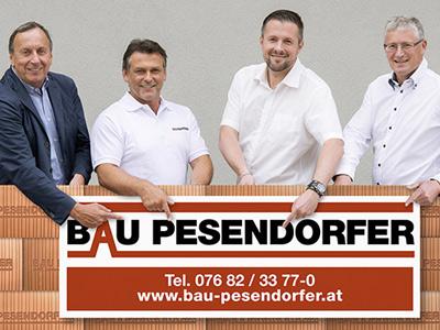 Bau-Pesendorfer Geschäftsführung