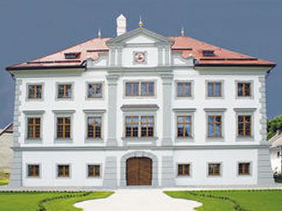 Renovierung Schloss Stauf