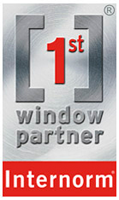 Bau Pesendorfer ist Internorm 1st window partner